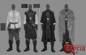 3-Layered Outfit Design