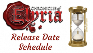Chronicles of Elyria Release Date Schedule at ElyrianLife.com