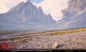 Chronicles of Elyria Biome Screenshot for Rocky Mountain Steppe 3
