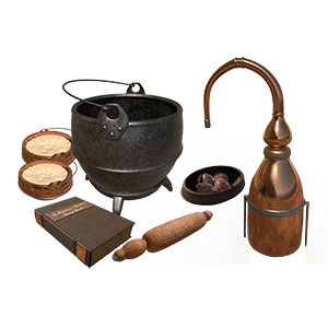 Lost Vault Recipe Kit