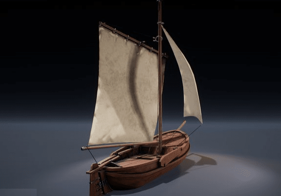 Boats - Coastal Cutter 2