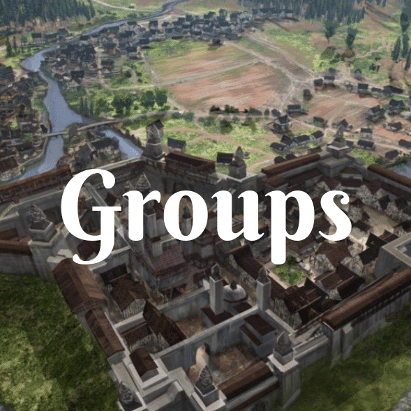 Groups Homepage Icon